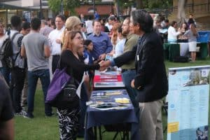 College Fair Matches Students and Schools