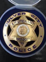 Centennial Celebration Badge