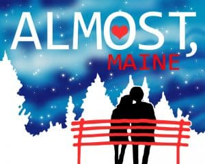 "AVPA Blurred Vision Theater to Play ""Almost, Maine"" @ Ivy Substation"
