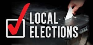 Local Election Results – One No, Three Yes