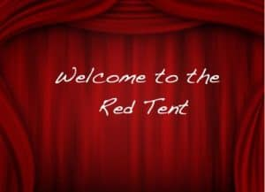 It is Time for a Red Tent – Nov. 12 @ Blanco Park