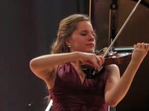 Culver City Orchestra Announces Parness Winners