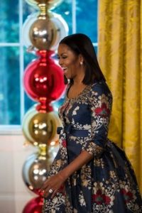 The First Lady's Last White House Christmas