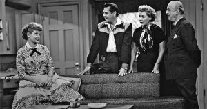 Just a Thought – I Do Love Lucy, After All