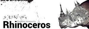 'Rhinoceros' Reading by Actors Gang – Two Performances