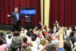 Turning Point School to Host Screenland 5K Olympians for Panel Discussion on Children's Athletics