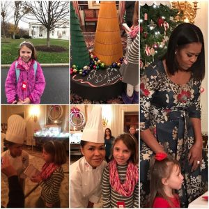 Local Kids Visit the Holiday White House