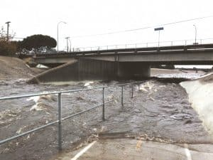 Culver City Included in Cities Facing Risk of Flooding Due to Storm