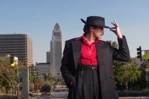 El Pachuco Wears the 'Zoot Suit'
