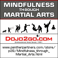 Mindfulness through Martial Arts