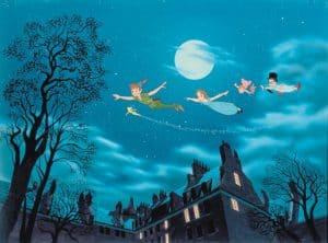 Fly Away with Peter Pan – DeeLightful Tonight @ Vets