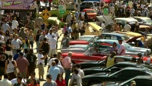 Car Show May Move to Vets Park