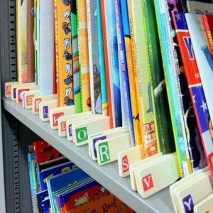 La Ballona Gets Grant for Classroom Libraries Through CCEF