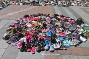 Shoes For the Homeless – Volunteers Needed