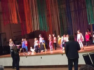 CCUSD Front and Center Theater Extravaganza Puts Children at the End of the Rainbow