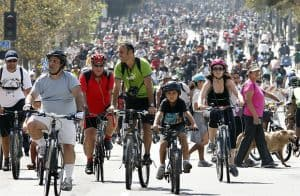 CicLAvia! March 26