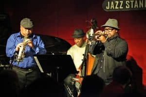 Double M Jazz @ MCLM with Azar Lawrence