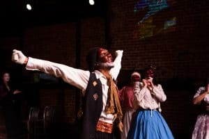 Harlequino: On to Freedom @ Actors' Gang