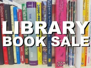 Culver City Julian Dixon Library Book Sale – April 1