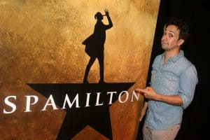 Kirk Douglas Theater Will  Kick Off 'Spamilton' National Tour