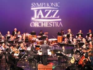 Celebrate the Symphonic Jazz Orchestra's 15th Anniversary