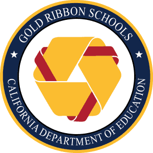 CCMS, CCHS Wins California Gold Ribbon Honors