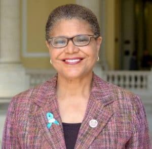 Congressional Conversation with the FAA and LAX with Karen Bass