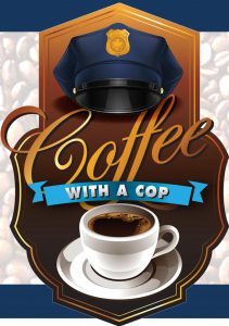 Coffee With A Cop – April 29