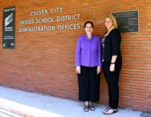 Lynch and Michel Move Up to Irving Place as Directors of Elementary and Secondary Teaching