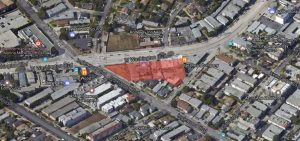 Washington Boulevard Development Begins to Clear Space