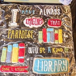 Edible Book Festival – May 20