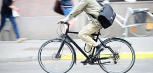 "Walk 'N Rollers Offers ""Rules of the Road"" Commuting by Bike Class"