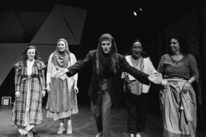 'Refugee Project' @ Actors Gang