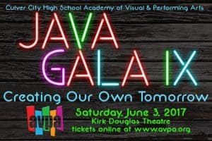 Java Gala IX Celebrates AVPA at the Kirk Douglas Theatre