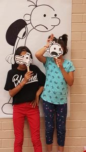 One Book, One City Junior – Culver City Julian Dixon Library Kicks Off 'Wimpy Kid' Summer