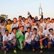 CCMS Boys Soccer Wins 4-1 Against Mark Twain