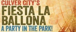Fiesta La Ballona Seeking Sponsors