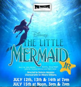 """DeeLightful Does """"The Little Mermaid""""  This Weekend"""