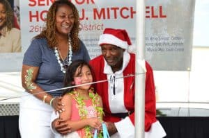 Holly Mitchell to Host Annual 'Christmas in July'