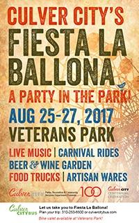 Fiesta La Ballona 2017