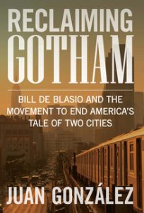 "Democracy Now to Host ""Reclaiming Gotham"" @ Actors' Gang"
