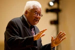 Civil Rights Leader Lawson to Offer Training