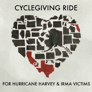 CycleBar to Raise Funds for Hurricane Help