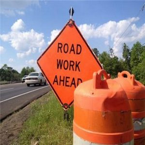 Road Work – Slauson/ Bristol and Marina Freeway