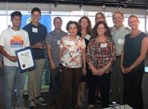 Ballona Creek Renaissance Wins Pollution Prevention Award