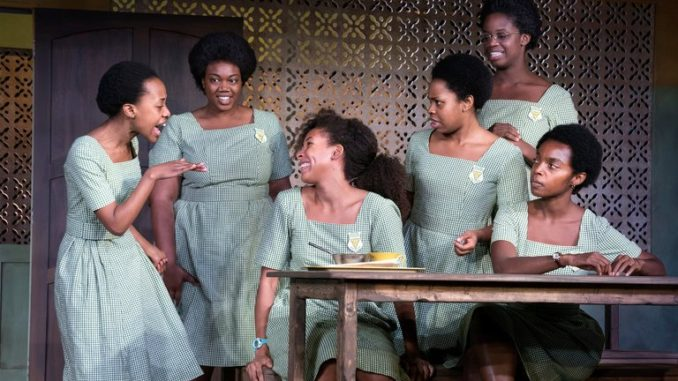 Cast Set for 'School Girls' at KDT – New Play Will Open Sept
