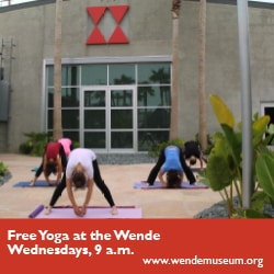 Free Yoga at the Wende
