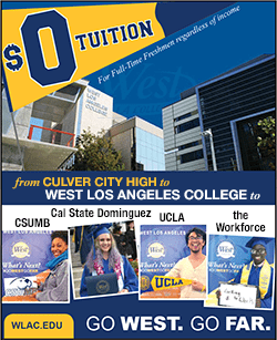 West LA College - Go West, Go Far