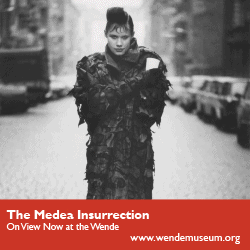 The Medea Insurrection at the Wende Museum