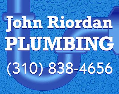 John Riordan Plumbing (310) 838-4656